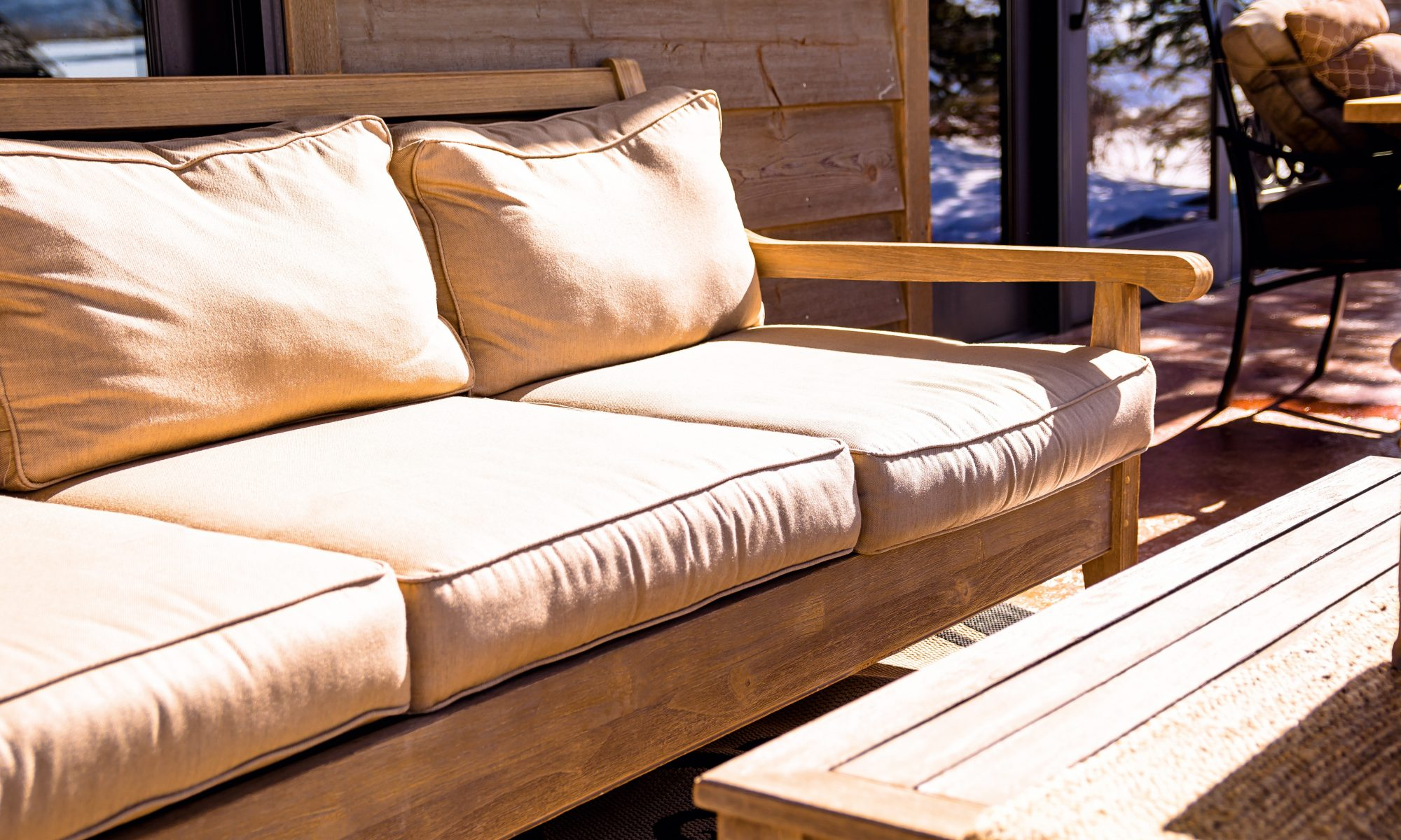 Best Cushions for Outdoor Commercial Furniture