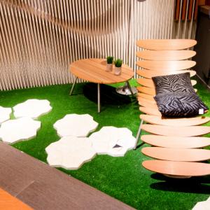 artistic outdoor furniture