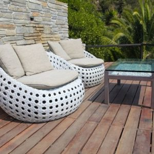 contemporary style outdoor furniture